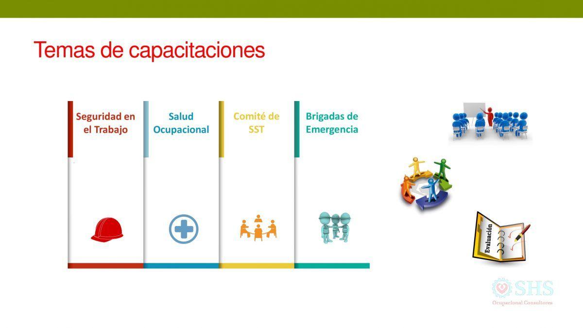 Capacitaciones en Seguridad y Salud